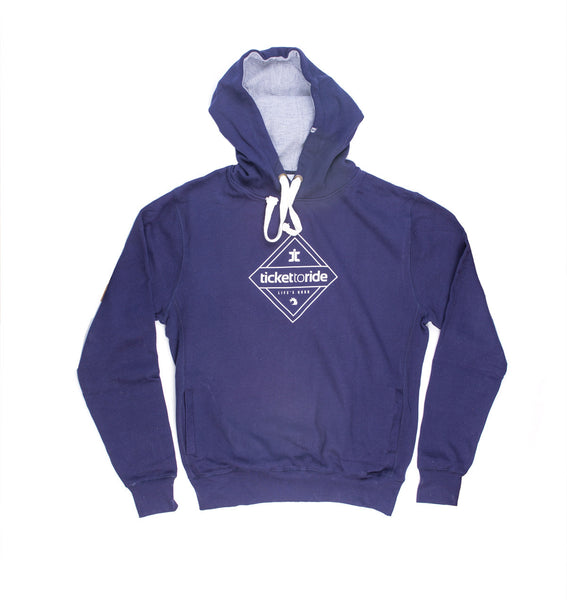 Ticket to Ride Hoodie