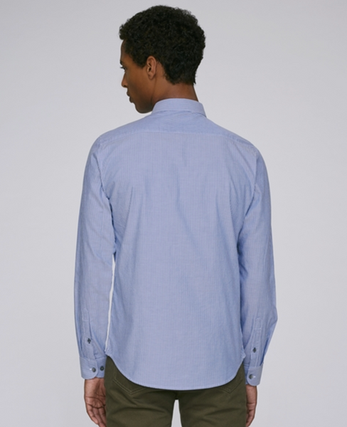 Organic Shirt w/pocket Men - Ideas2Earth
