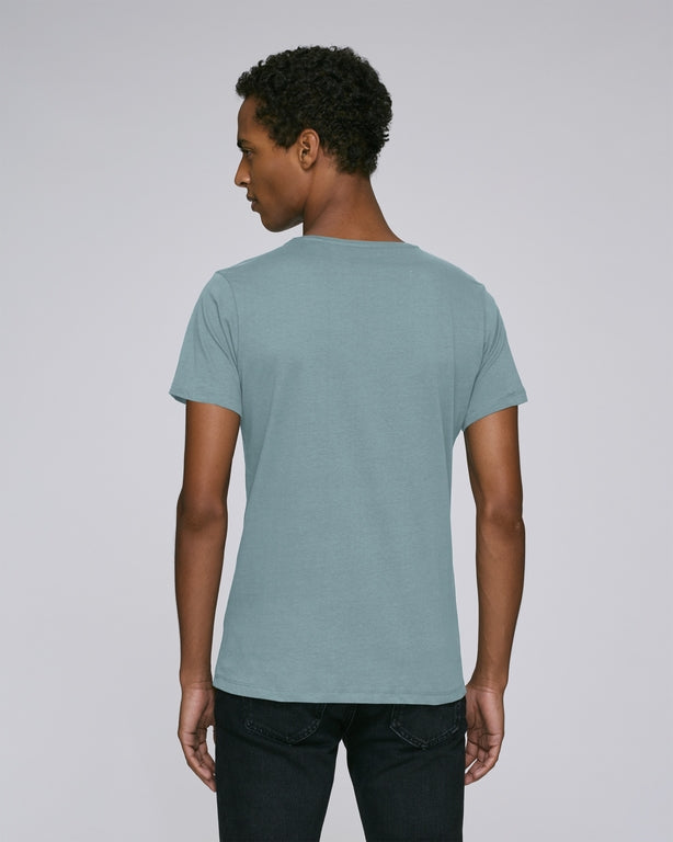Relaxes Unisex V-Neck T-shirt - Ideas2Earth