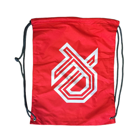 TDMG OCTAGON GYMBAG RED