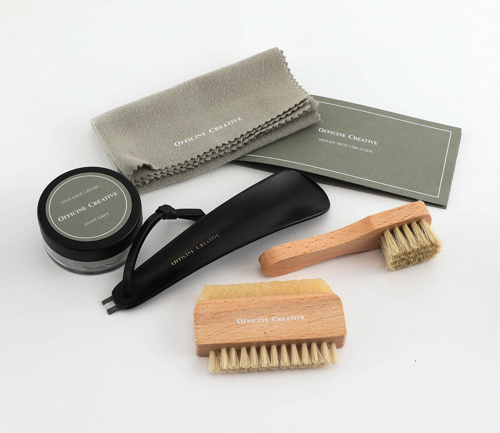 Mini Kit Shoecare Testa di Moro