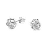 Knot Stud Earrings | RPA/STD0076