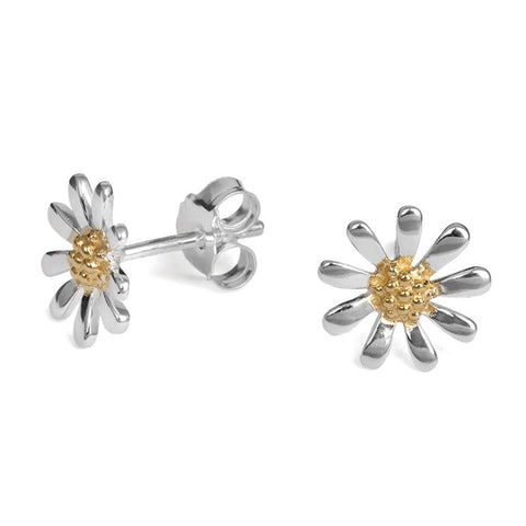 Marguerite Daisy Studs Large (10mm)