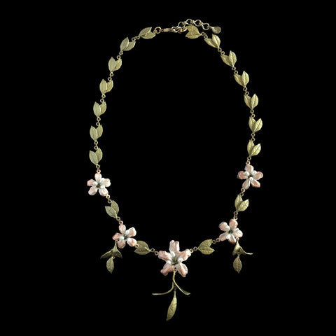 Azalea Necklace | MM/7914BZWP