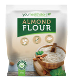 yourhealthstore Premium Gluten Free Ground Almond Flour 1kg