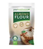 yourhealthstore Premium Gluten Free Ground Almond Flour 500g