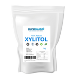Puresweet 100% Natural Xylitol 1kg, Tooth Friendly, Diabetic Friendly, Vegan, Non GMO.