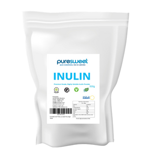Puresweet Premium Grade Inulin 500g, high soluble Inulin Powder