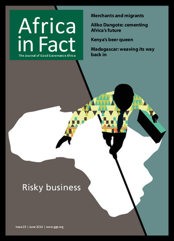 Africa in Fact Issue 23, June 2014: Risky business