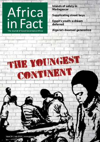 Africa in Fact Issue 24, July 2014: The youngest continent