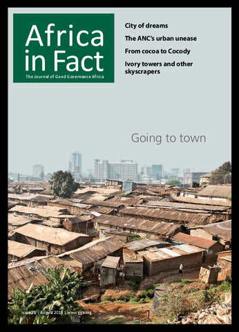 Africa in Fact Issue 25, August 2014: Going to town