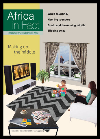 Africa in Fact Issue 28, November 2014: Making up the middle