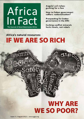 Africa in Fact Issue 03, August 2012: Africa's resources