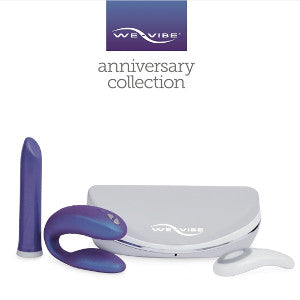 wevibe anniversary collection Tango and Sync in cosmic purple