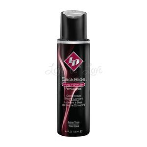 ID BackSlide Silicone Lubricant 65 ml 2.2 fl oz or 130 ML 4.4 fl oz buy in Singapore LoveisLove U4ria