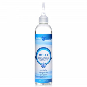 CleanStream Relax Desensitizing Lubricant With Nozzle Tip 4 FL OZ 118 ML Buy in Singapore U4ria LoveisLove