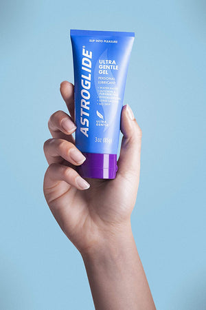 Astroglide Ultra Gentle Water-Based Gel 3oz 85g buy at LoveisLove U4Ria Singapore