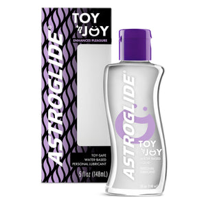 Astroglide Toy 'n Joy Water-based Lubricant 148 ML 5 FL OZ Buy in Singapore LoveisLove U4Ria