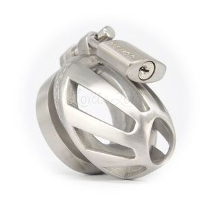 BON4Mirco Very Small Stainless Steel Chastity Cage buy in Singapore LoveisLove U4ria