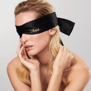 Bijoux Indiscrets Shhh Blindfold (Limited Stock)
