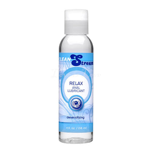 CleanStream Relax Desensitizing Lubricant  118 ml 4 fl. oz Buy in Singapore LoveisLove U4Ria