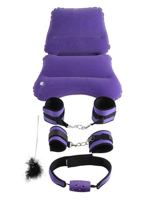 Fetish Fantasy Series Purple Pleasure Bondage Set ( Popular Bondage Set)(Good Reviews)
