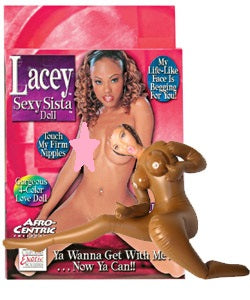 Calexotics Lacey Sexy Sista Doll (4-Color Love Doll)(Good Reviews)