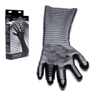 Master Series Pleasure Fister Textured Fisting Glove buy in Singapore LoveisLove U4ria