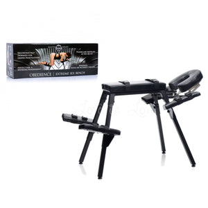 ​Master Series Obedience Extreme Sex Bench with Restraint Straps Buy in Singapore LoveisLove U4ria