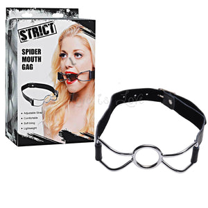 STRICT Spider Open Mouth Gag buy in singapore LoveisLove U4ria