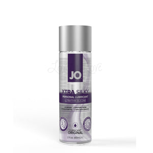 System JO Xtra Silky Thin Silicone Lubricant 60 ML 2 FL OZ  buy in Singapore LoveisLove U4ria