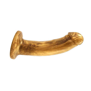 Vixen Creations Leo VixSkin Realistic Dildo Gold Buy in Singapore LoveisLove U4ria