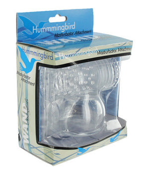 Wand Essentials Attachment Hummingbird Stimulator