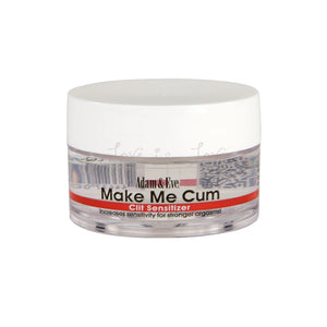 Adam & Eve Make Me Cum Clit Sensitizer 15 ML 0.5 FL OZ buy in Singapore LoveisLove U4ria