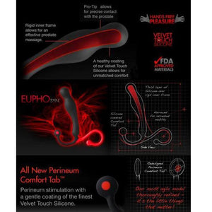 Aneros Eupho Syn (Newly Replenished) Prostate Massagers - Aneros Aneros