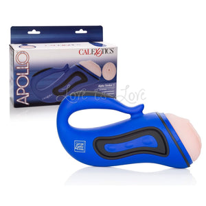 Apollo Alpha Stroker 2 Vagina Male Masturbators - Vibrating Masturbators Apollo by CalExotics
