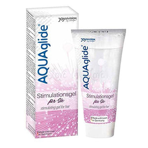 Aquaglide Medical-Grade Stimulating Gel For Her 25 ML Enhancers & Essentials - Aromas & Stimulants AQUAGlide