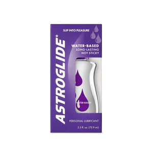 Astroglide Water-based Lubricant 2.5 oz or 5 oz (New Packaging - Newly Replenished on Apr 19) Lubes & Toy Cleaners - Water Based Astroglide