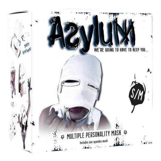 Asylum Multiple Personality Mask S/M or L/XL
