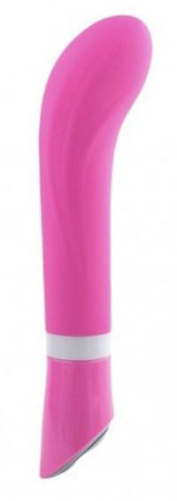 B Swish Bgood Deluxe Curve in Petal Pink or Violet (Newly Replenished) Vibrators - Luxury Vibrators B Swish