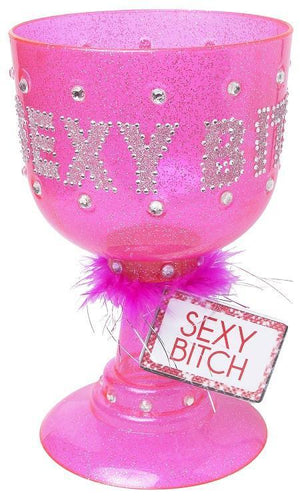 Bachelorette Party Favors Sexy Bitch Pimp Cup Gifts & Games - Bachelorette Pipedream Products