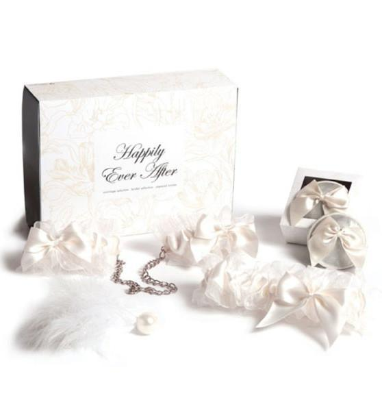 Bijoux Indiscrets Happily Ever After  (White Label Accessories Specially For Bridal)