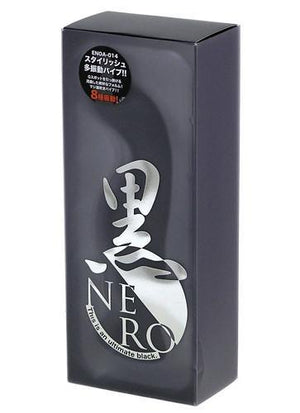 Black Nero 2 Stylish G Prostate Massagers - Other Prostate Toys World Field Network