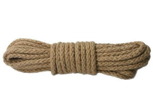Bondage Hemp Rope 30 Feet Bondage - Ropes & Tapes Kink Industries