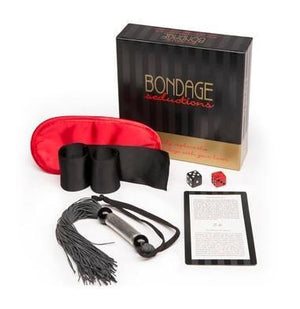 Bondage Seductions Game Gifts & Games - Intimate Games Kheper Games
