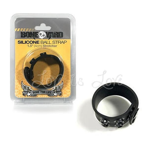 Boneyard Silicone Ball Strap For Him - Ball Dividers/Stretchers Boneyard Toys