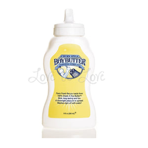 Boy Butter Original Oil-Based Personal Lubricant 9 FL OZ 266 ML Lubes & Toy Cleaners - Oil Based Boy Butter