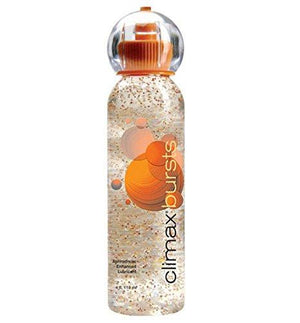 Climax Bursts Aphrodisiac Water Based Enhanced Lubricant 118 ML 4 FL OZ Lubes & Toy Cleaners - Water Based Climax