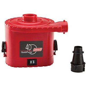 Coleman 4D Battery QuickPump Miscellaneous Coleman