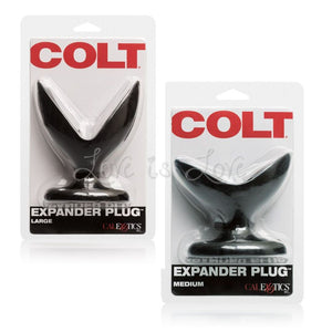 Colt Expander Plug Medium or Large ( Newly Replenished) Anal - Exotic & Unique Butt Plugs Colt by CalExotics